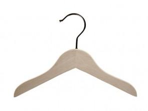 platte hanger blank beukenhout lengte 32 cm dikte 10 mm