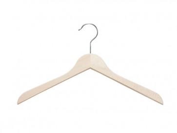 platte hanger blank beukenhout 41 cm dikte 10 mm